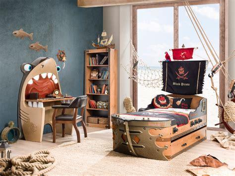 pirate ship bedroom beach style kids miami