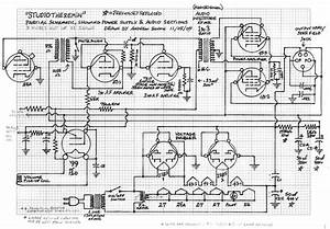 Theremin Wiring Diagram