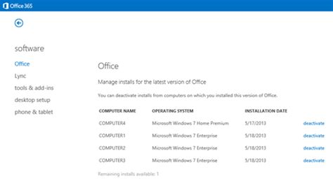 Office 365 Activation Key by Overview Of Licensing And Activation In Office 365 Proplus