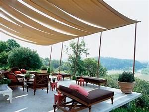 Terrassenüberdachung Aus Stoff : die 25 besten ideen zu sonnenschutz markisen auf pinterest terrassenmarkisen sonnensegel ~ Markanthonyermac.com Haus und Dekorationen