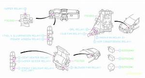 2015 Subaru Impreza Accessory Power Relay