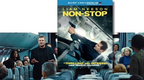 | meaning, pronunciation, translations and examples. NON-STOP - The Blu Review - We Are Movie Geeks