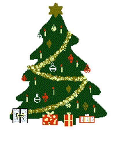 pohon natal gif gambar animasi animasi bergerak