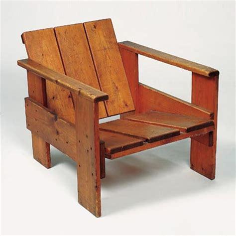 chaise rietveld nasto
