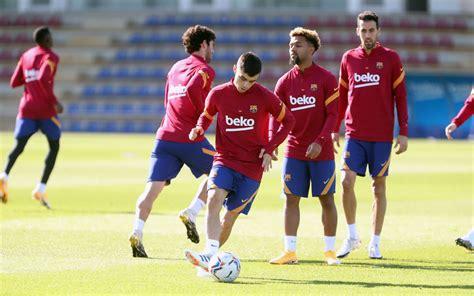 The squad for Alavés v FC Barcelona