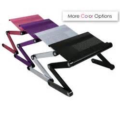 furinno adjustable vented laptop table desk portable bed