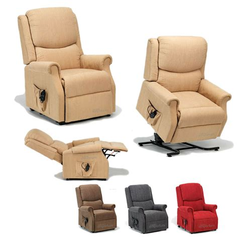 Disability Armchairs by Indiana Electric Riser Rise And Recliner Mobility Chair