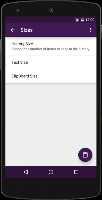 how to clear clipboard on android phone clipboard apk free android app appraw