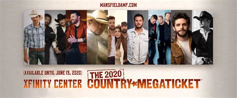 Country Megaticket Includes Tickets To All Performances