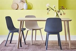 Petite Chaise En Plastique : chaise design chaises salle manger et cuisine pas cher ikea ikea ~ Teatrodelosmanantiales.com Idées de Décoration