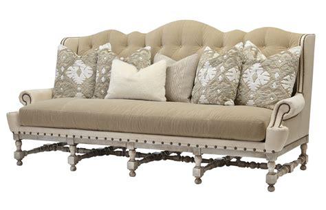 One Cushion Loveseat by One Cushion Sofas Massoud Furniture