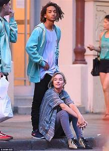 Jaden Smith Holding Hands With New Girl! 'Disses Amandla ...