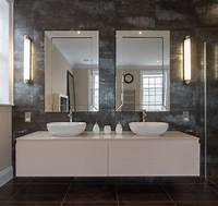 contemporary bathroom mirrors 20+ Bathroom Mirror Designs, Decorating Ideas | Design ...