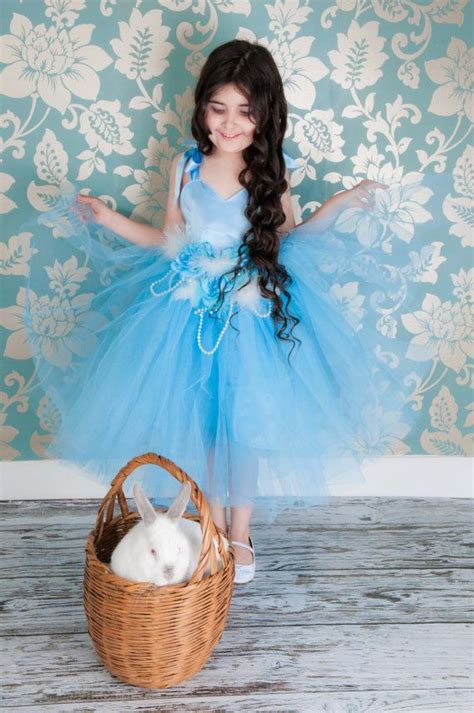 Light Blue Flower Girl Dresses  Gown And Dress Gallery