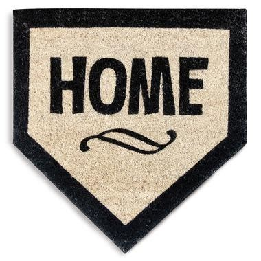 Home Plate Doormat by Skymall Part 1 Progressive Boink