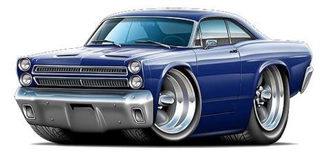 mercury comet muscle car art cartoon tshirt  ebay