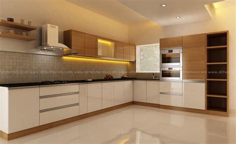 Kitchen Interior Design In Kerala