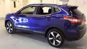 Nissan Qashqai 2015 : nissan qashqai n tec plus dig t blue 2015 youtube ~ Gottalentnigeria.com Avis de Voitures