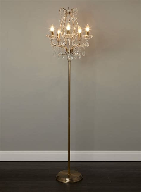 diy chandelier l floor l diy