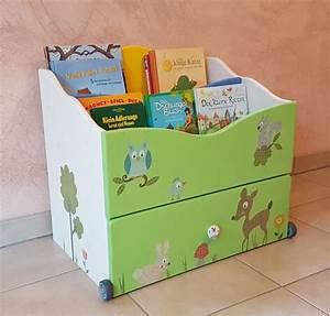 Ikea Bücherregal Kinder : b cherregal f r kinder bauen heimwerker tutorial zum ~ Lizthompson.info Haus und Dekorationen