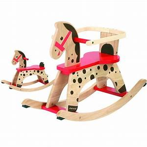 Cheval A Bascule : janod cheval a bascule caramel achat vente jouet bascule cdiscount ~ Teatrodelosmanantiales.com Idées de Décoration