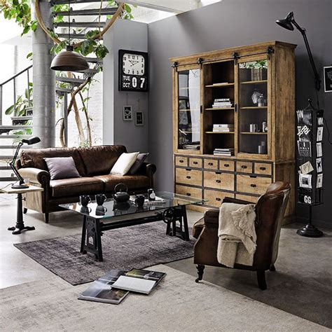 Le Industrial Style by Best 25 Industrial Salon Ideas On Industrial