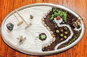 deco jardin zen miniature With mini jardin zen interieur