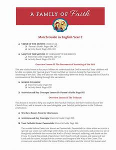 March Guide  Volume 2   U2013 Our Lady Of The Shoals