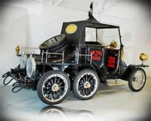 Great Race Professor Fate Car