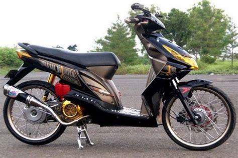 Foto Modifikasi Beat New by 2019 Modifikasi Motor Beat Paling Keren Terbaru Di Indonesia