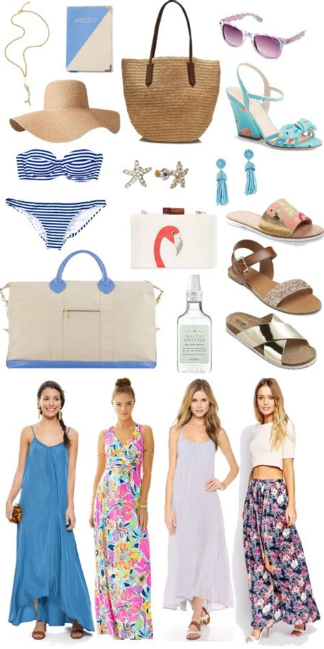packing list  bahamas shell chicd