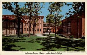 Johnson Science Center, Lake Forest College