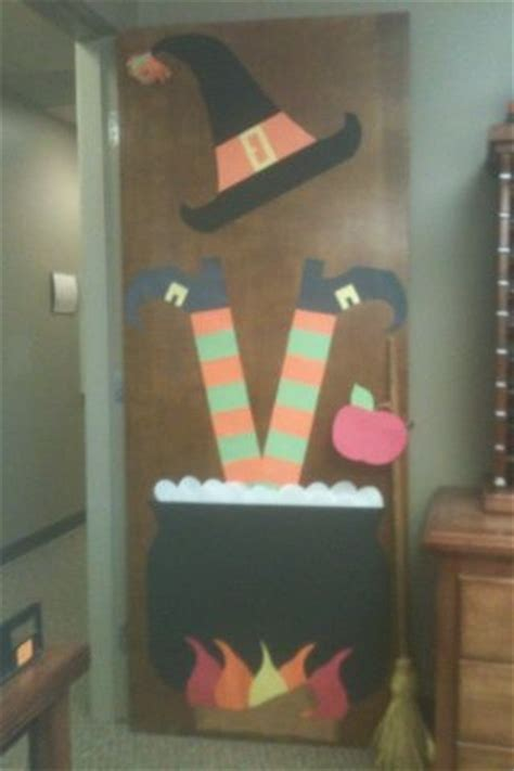 17 best ideas about halloween door on pinterest boo door
