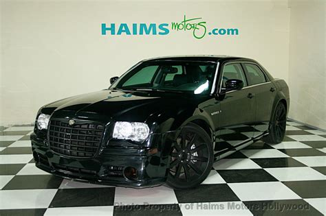 Chrysler 300 Dealership by 2006 Used Chrysler 300 4dr Sedan 300c Srt8 At Haims Motors