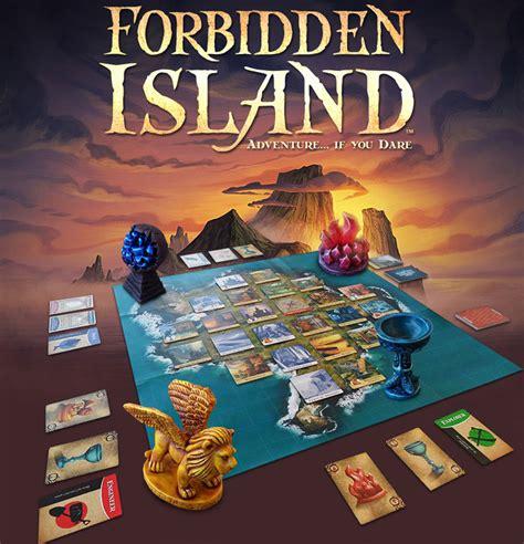 forbidden island analog games