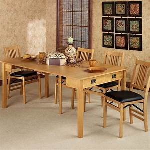 Mission, Natural, Oak, Finish, Convertible, 3, In, 1, Table