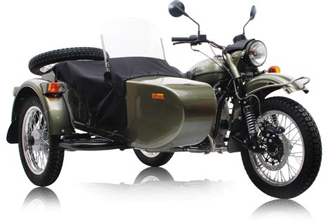 Ural Image by Ural Sidecars Coming To Malaysia From Rm80 000