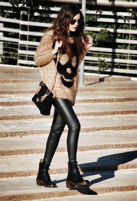 chic ways  wear dr martens boots glam radar