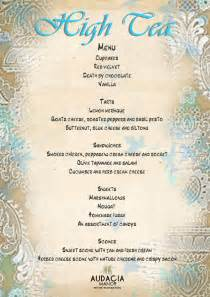 www traditional wedding high tea menu delicious buffet style