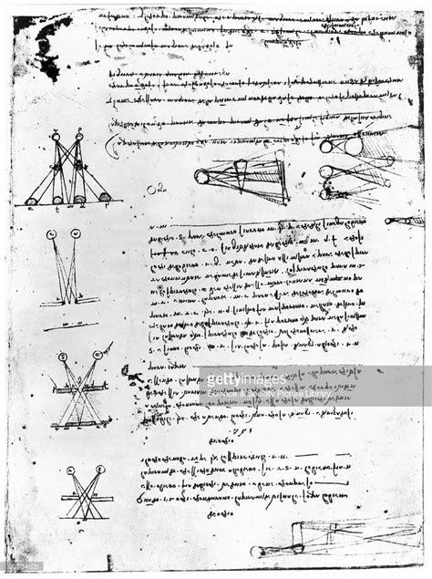 Study in binocular vision, from Leonardo da Vinci's