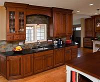 kitchen design ideas Traditional Kitchen Designs And Elements - TheyDesign.net ...