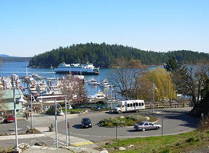 UPDATE: Friday Harbor, San Juan Island, Washington State