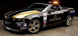 2010 Mustang Hurst Pace Car at Barrett Jackson Scottsdale 2011