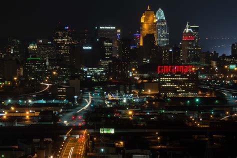 Incline House by These 11 Restaurants Cincinnati Skyline