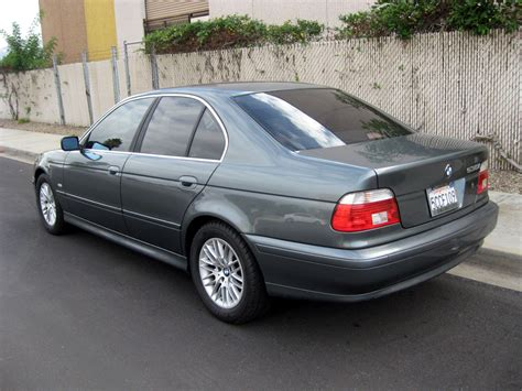 2003 Bmw 530i Automatic E60 Related Infomation