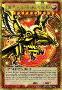 the winged dragon of ra en by danioco1992 on deviantart