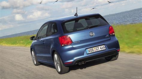2018 Volkswagen Polo Bluegt Rear Hd Wallpaper 13
