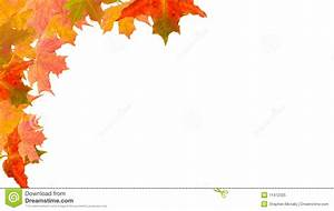 Autumn Corner Border Royalty Free Stock Photo - Image ...