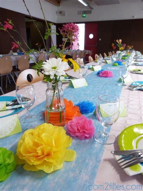 deco table anniversaire 2 ans une d 233 co d anniversaire color 233 e 60 ans