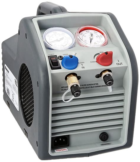 refrigerant recovery machine  hvac technicians